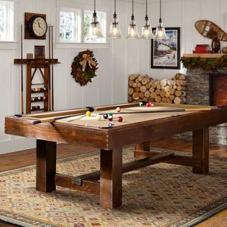 Traditional Pool Billiard Tables