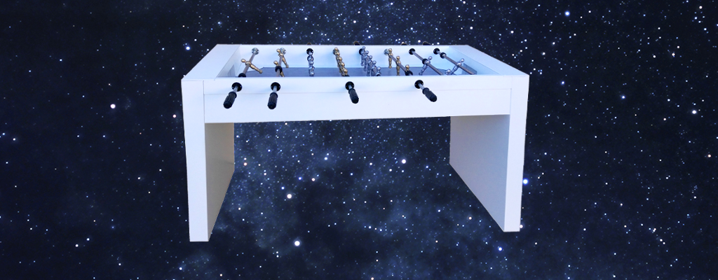 Manhattan Foosball Table