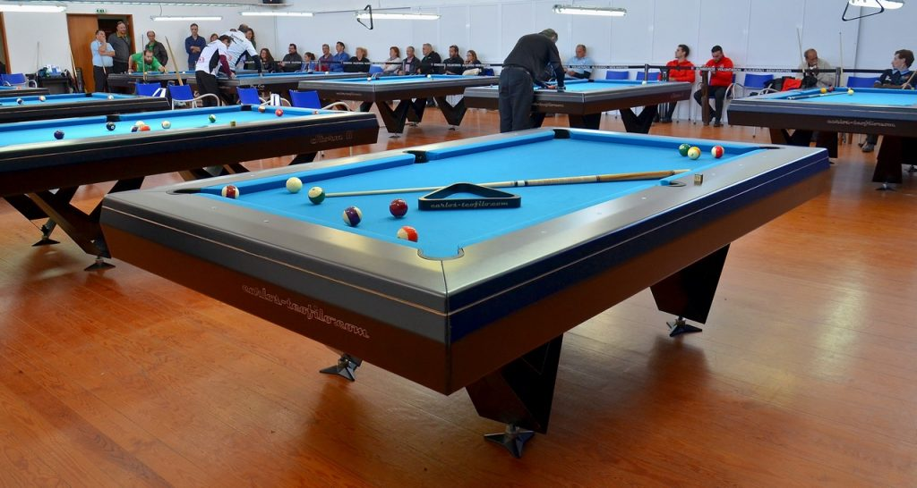 Storm II Competition Pool Table The World Billiards - Competition pool table