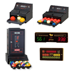 Pool Billiard Table Timers
