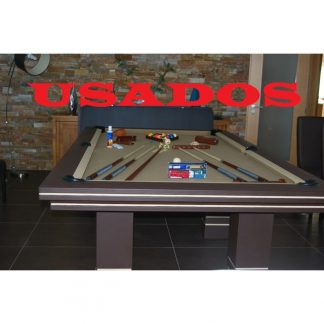 Used billiard tables