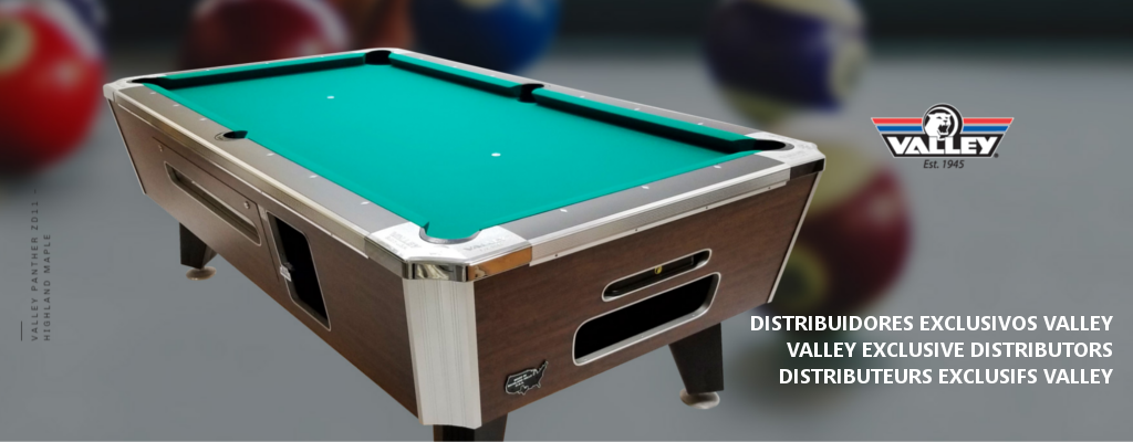 Table de Billard Valley Panther