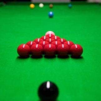 Tacos de Bilhar Snooker